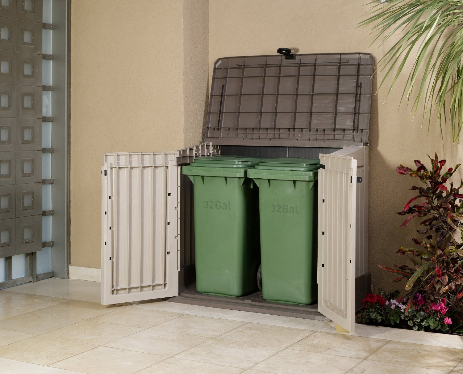 8x10 Storage Shed | Rubbermaid Sheds | Resin Storage Sheds