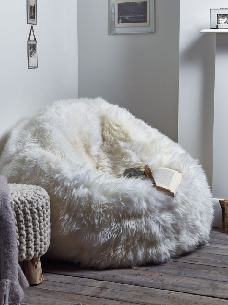 Bean Bag Pillows | Sheepskin Beanbag | Outdoor Bean Bag Chairs