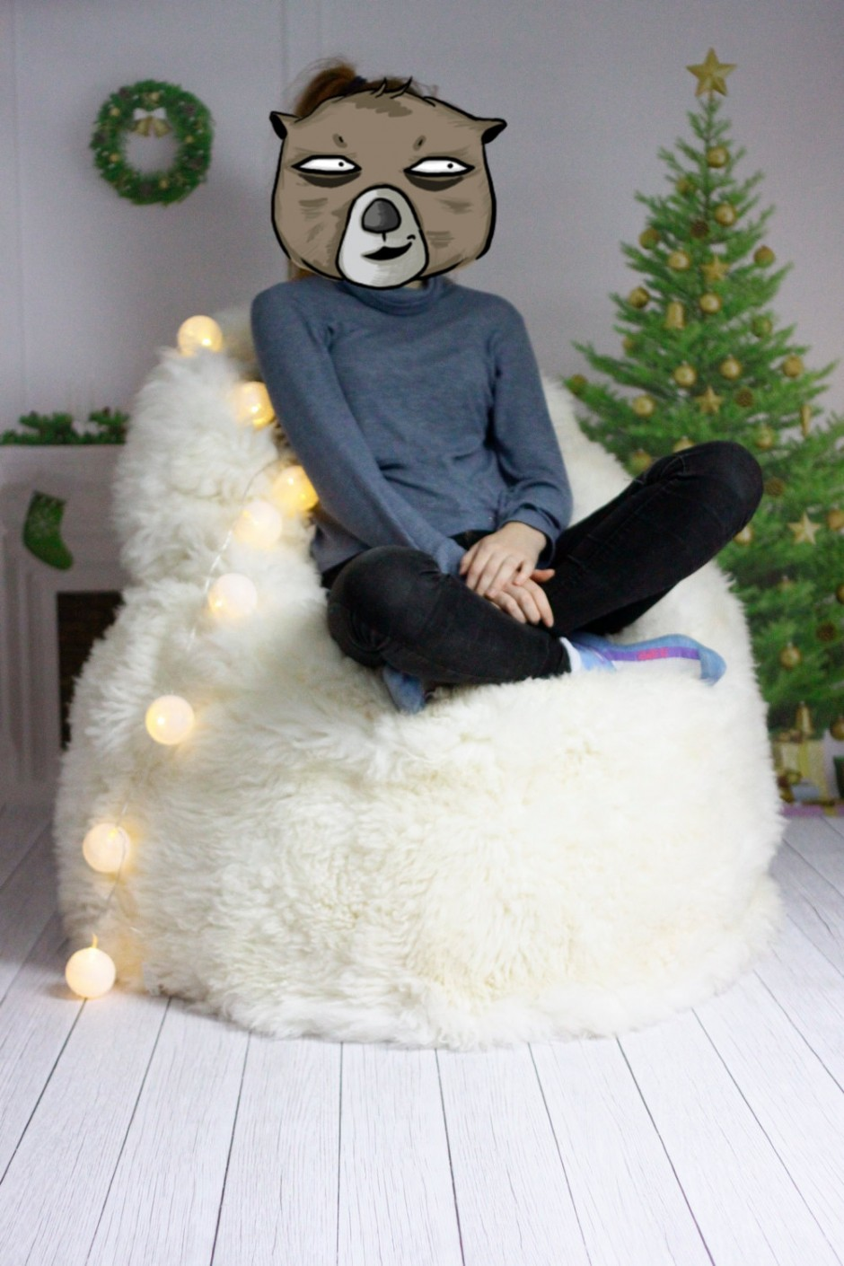 Bean Bag Styles | Huge Bean Bag Chairs | Sheepskin Beanbag