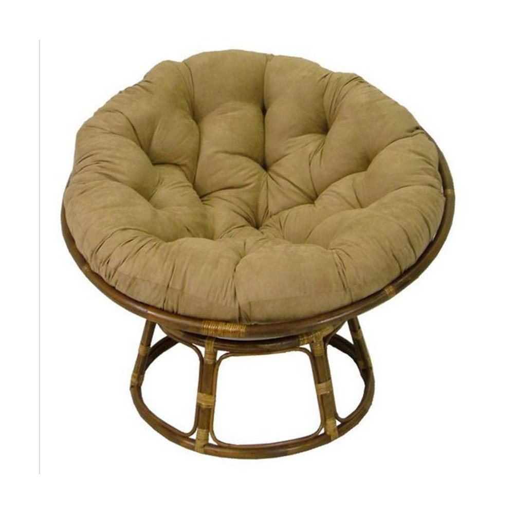 Black Papasan Chair | Papasan Chair and Cushion | Papasan Cushion