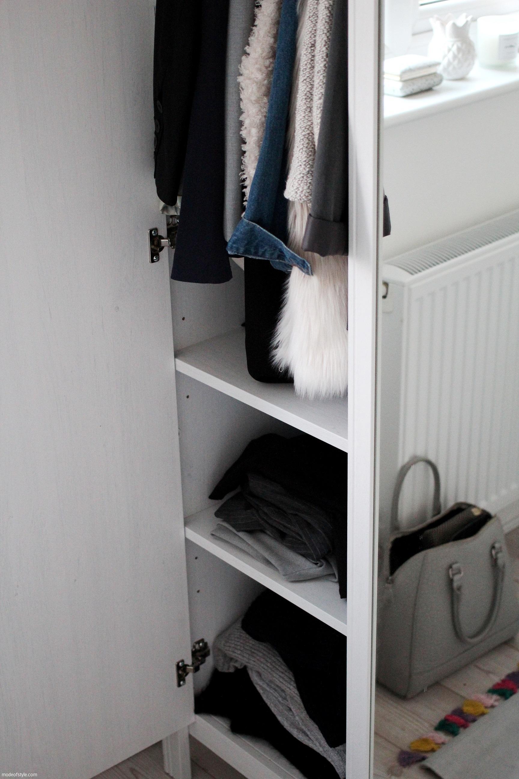 Brusali Wardrobe | Brusali | 3 Door Wardrobe Ikea
