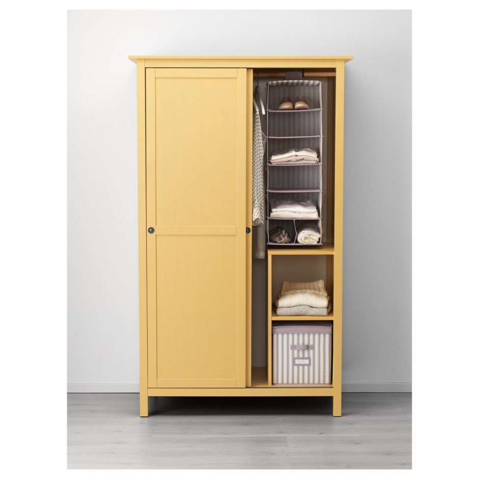 Brusali Wardrobe | West Elm Wardrobe | Ikea Waldrobe