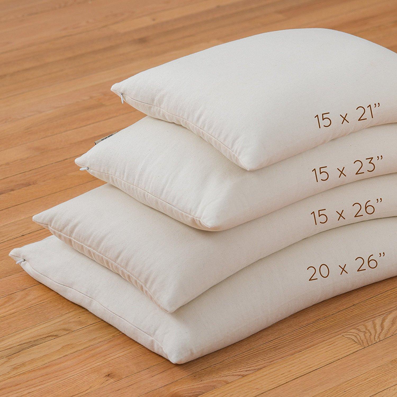 Buckwheat Body Pillow | Buckwheat Pillow Benefits | Makura Pillow
