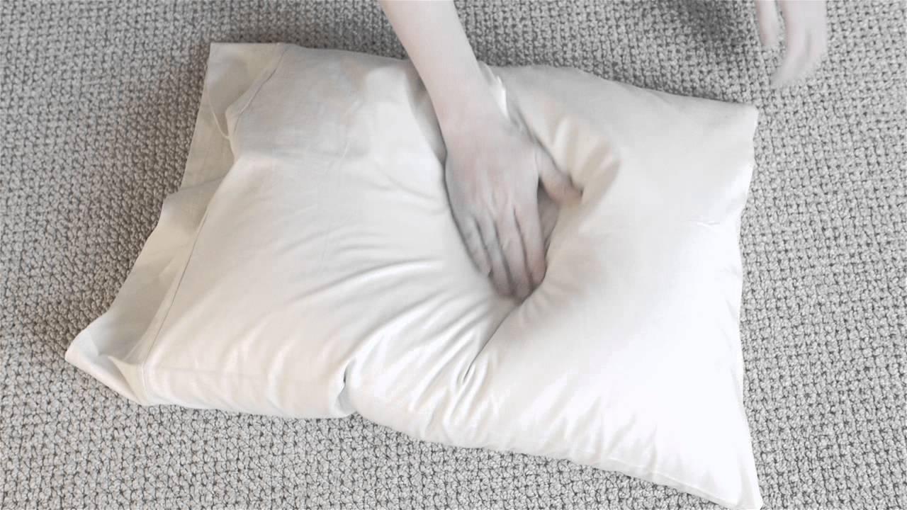 Buckwheat Pillow Benefits | Korean Buckwheat Pillow | Buckwheat Travel Pillow