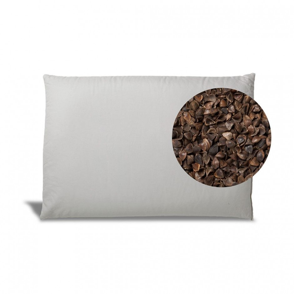 Buckwheat Pillow Benefits | Organic Buckwheat Hull Pillow | Japanese Bean Pillow
