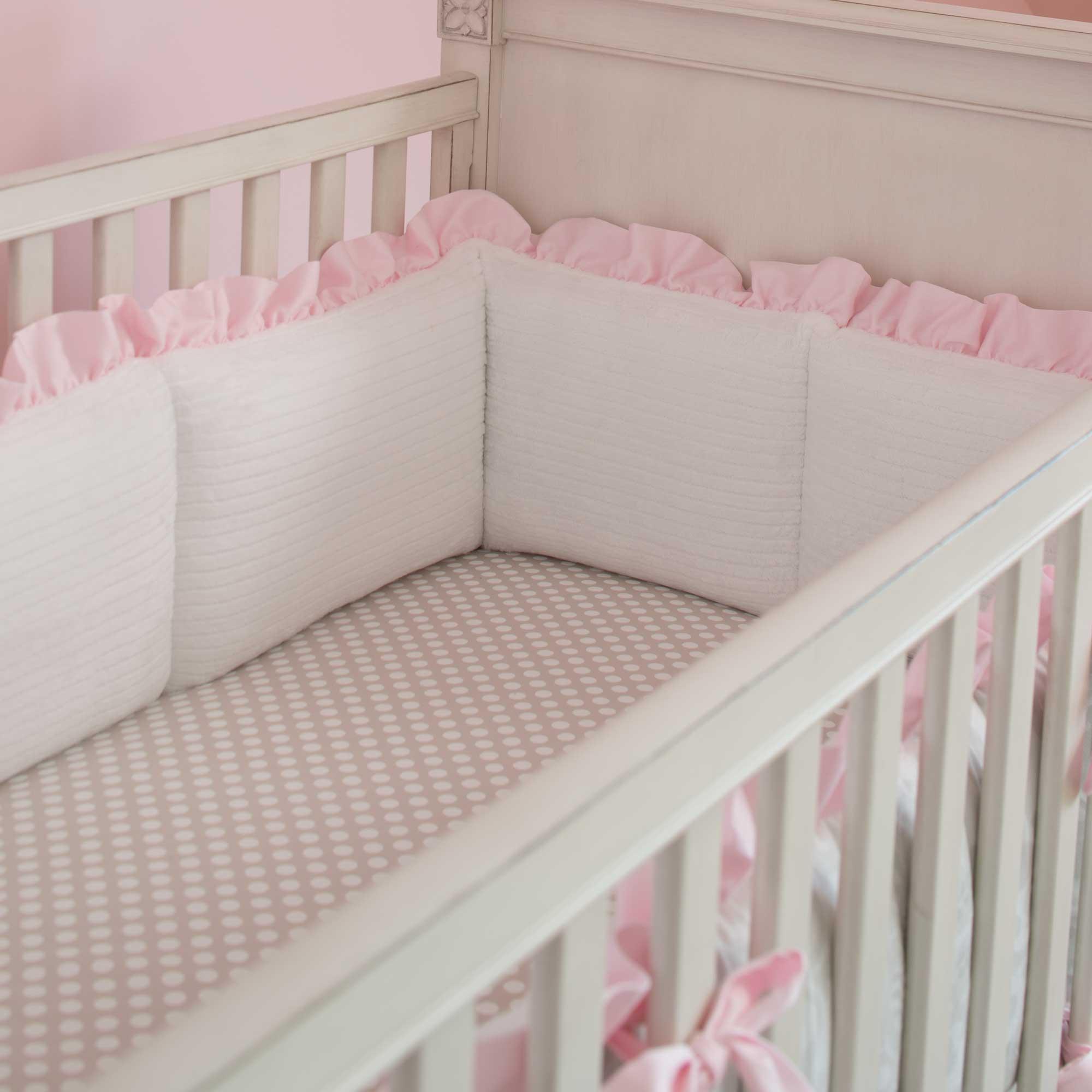 Bumper Pad for Crib | Burlington Coat Factory Cribs | Crib Bumpers