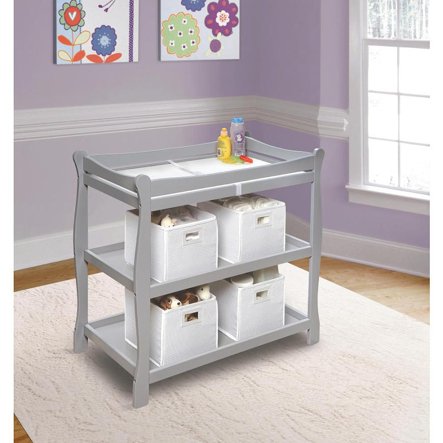 Changer Dresser | Changing Table Dresser | Baby Crib Dresser Changing Table Combo