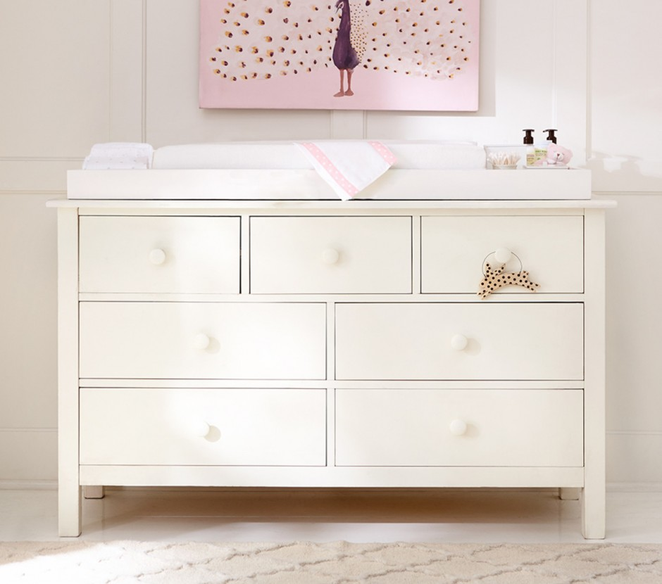 Changing Table Dresser | Cherry Dresser Changing Table | Grey Changing Table Dresser