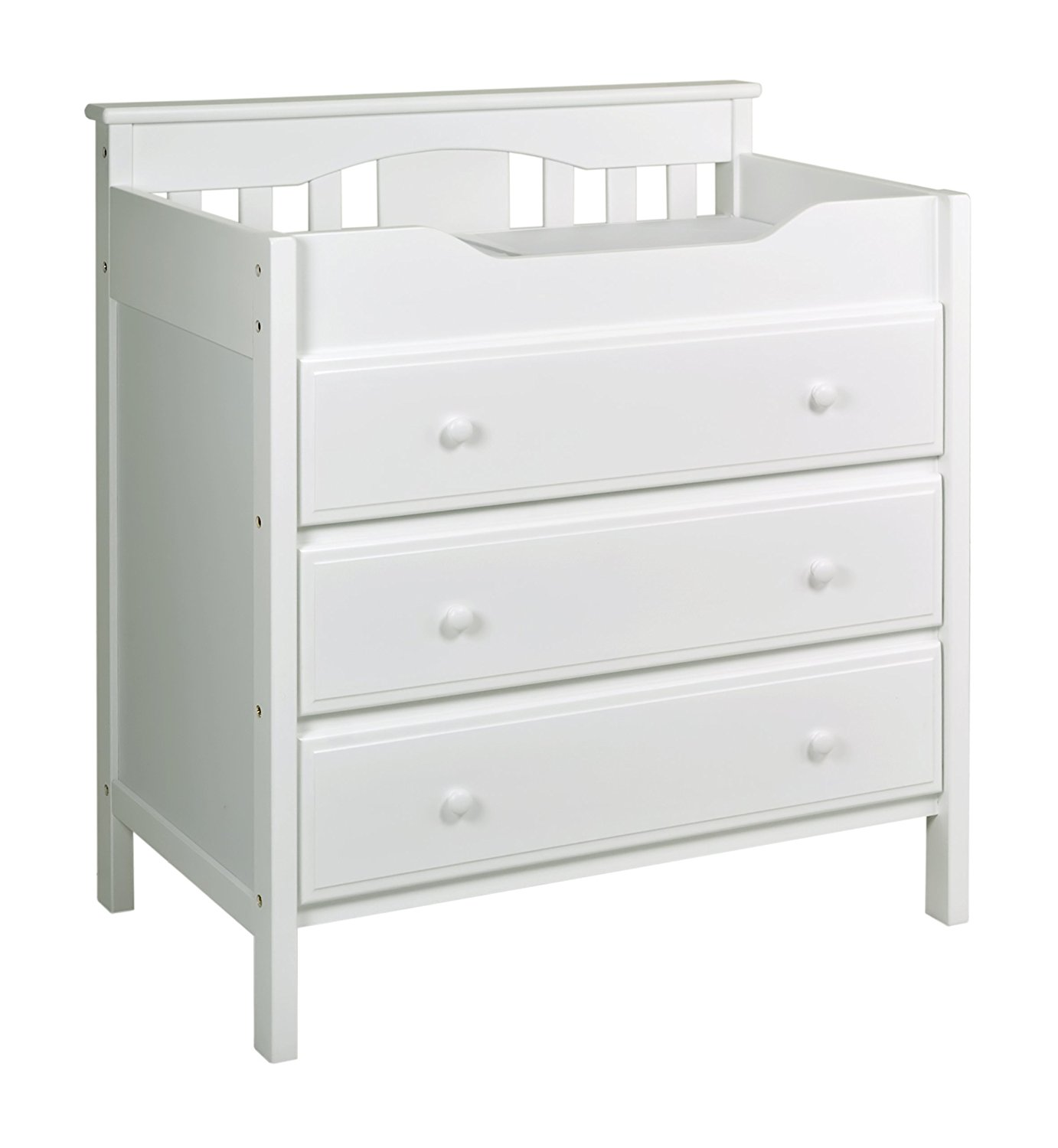 Changing Table Dresser Topper | Changing Table Dresser | Dresser with Changing Table