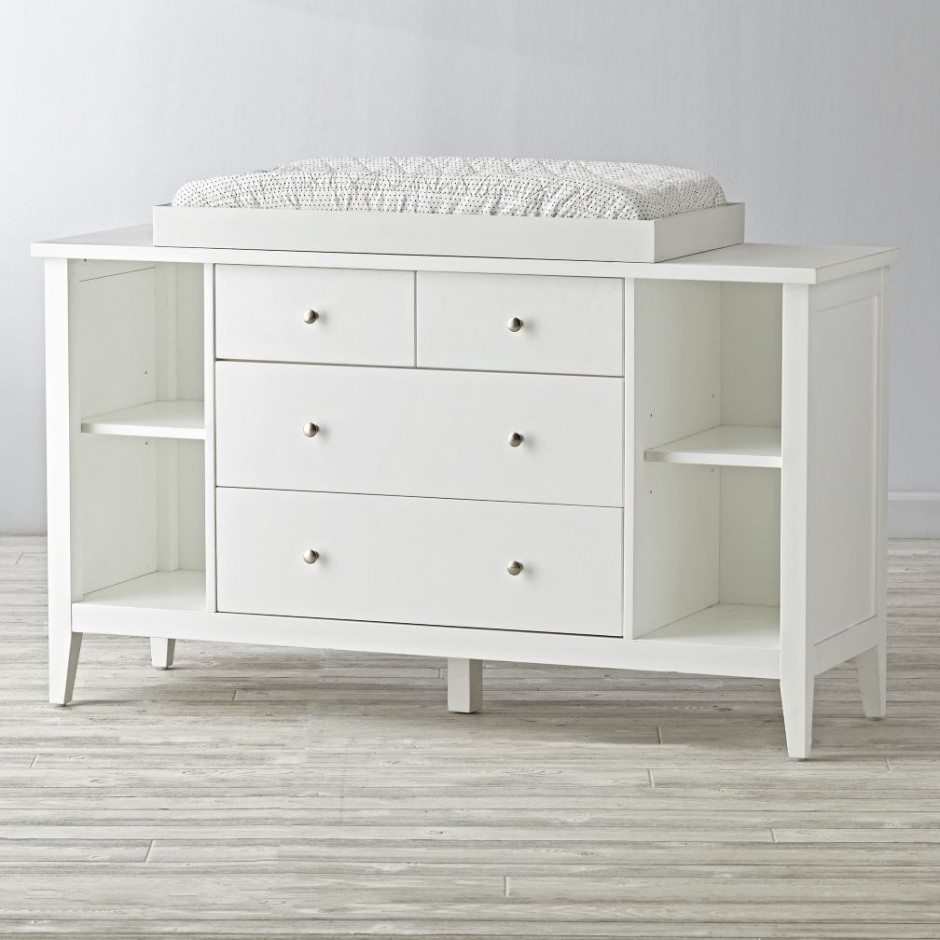 Changing Table Hutch | Changing Table Dresser | Target Baby Nursery