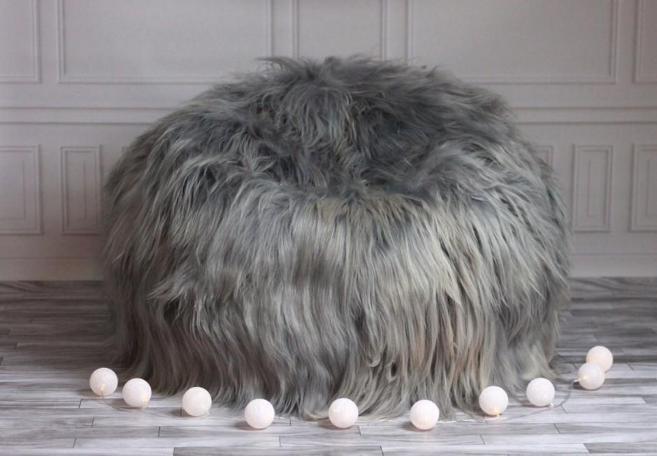 Cheap Beanbags | Sheepskin Beanbag | Leather Bean Bag