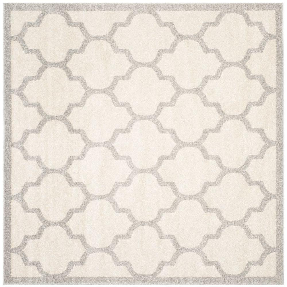 Circular Rug | Square Rugs 7x7 | Grey Area Rug 8x10