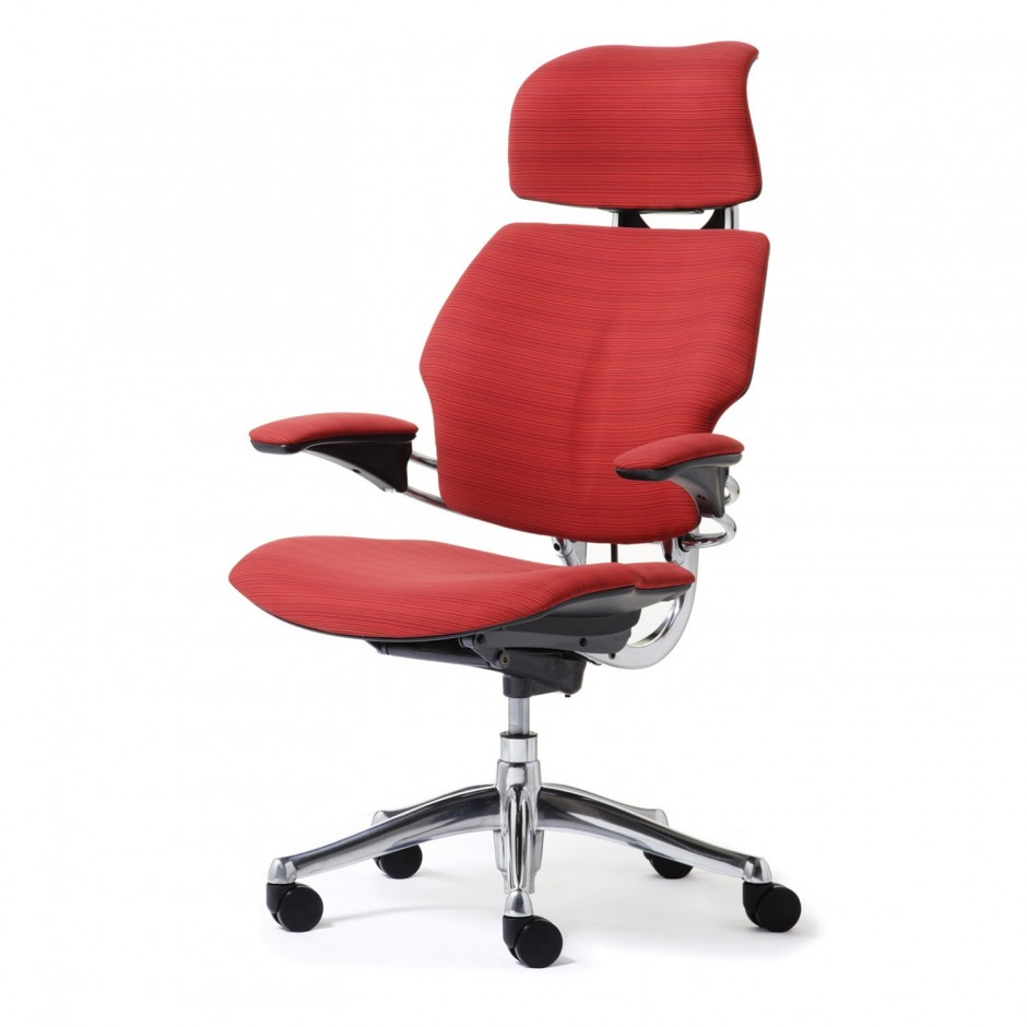 Computer Task Chairs | Task Chair With Headrest | Humanscale Freedom Chair
