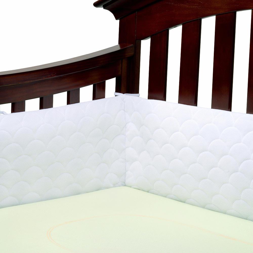 Crib Bumper Set | Crib Bumpers | Yellow Crib Bumper