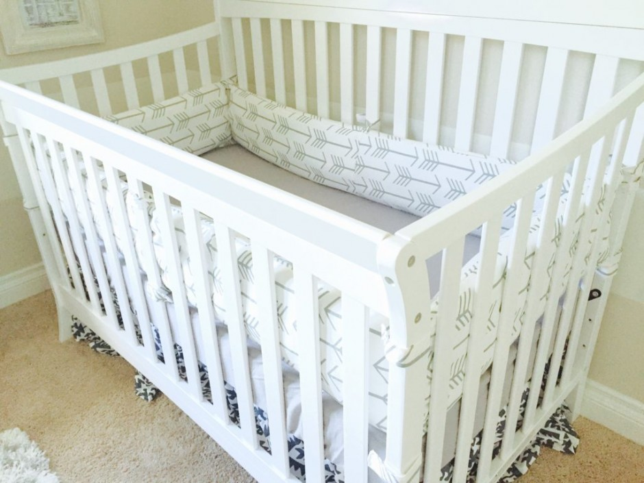Crib Bumpers | At What Age Are Crib Bumpers Safe | Crib Bumper Safety