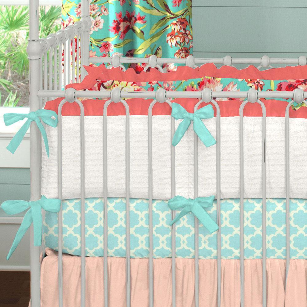 Crib Bumpers | Bumper Pad for Crib | Crib Mesh Bumper