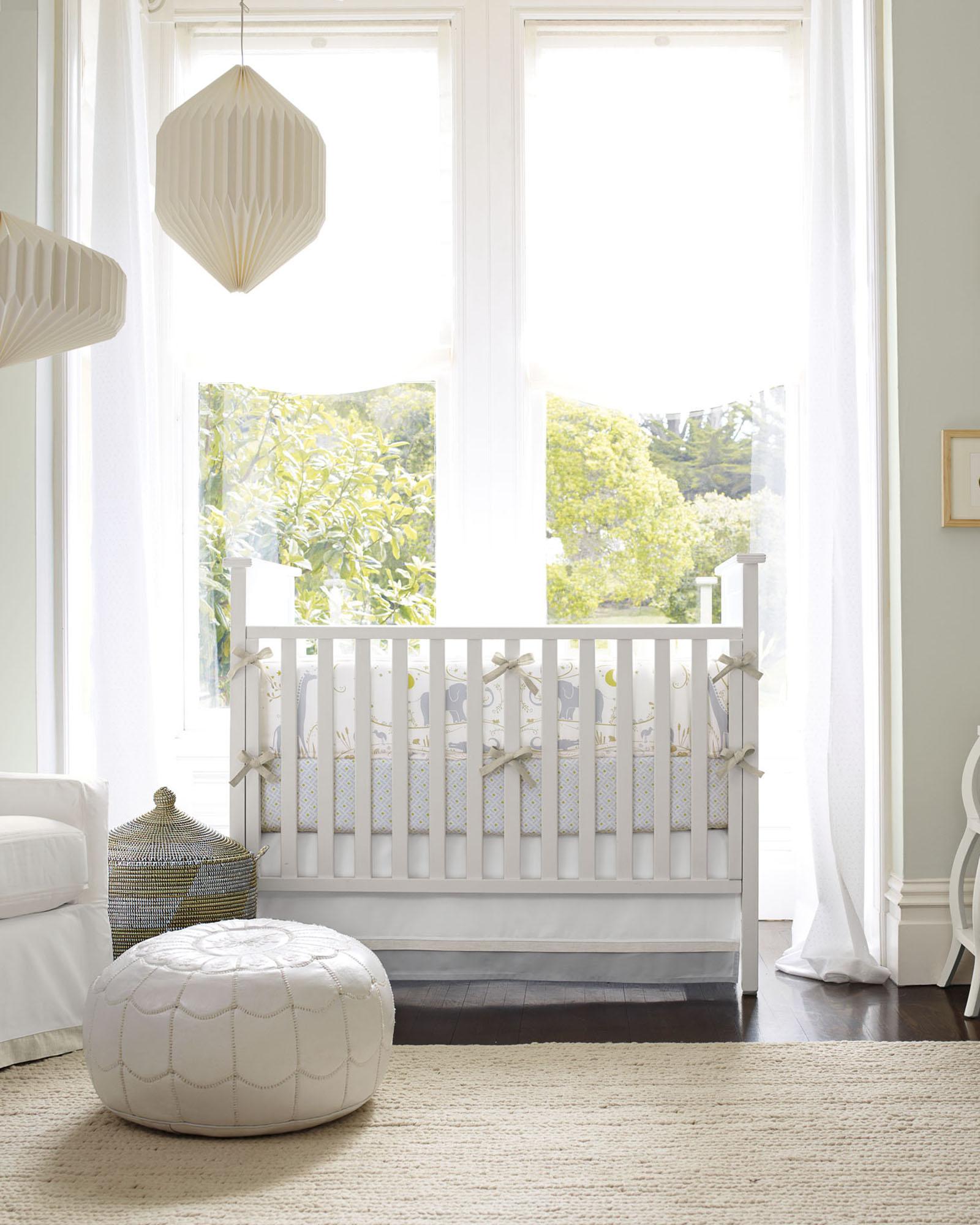 Crib Bumpers | Crib Rail Padding | Mesh Baby Bumpers