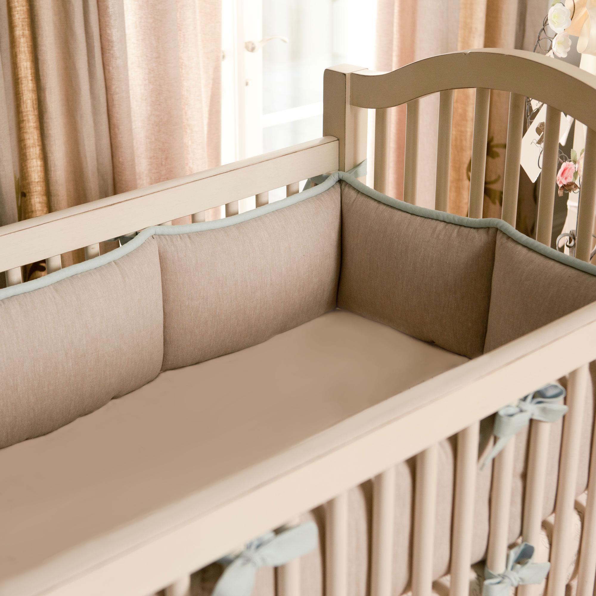 Crib Bumpers | Turquoise Crib Bumper | Babies R Us Bedding