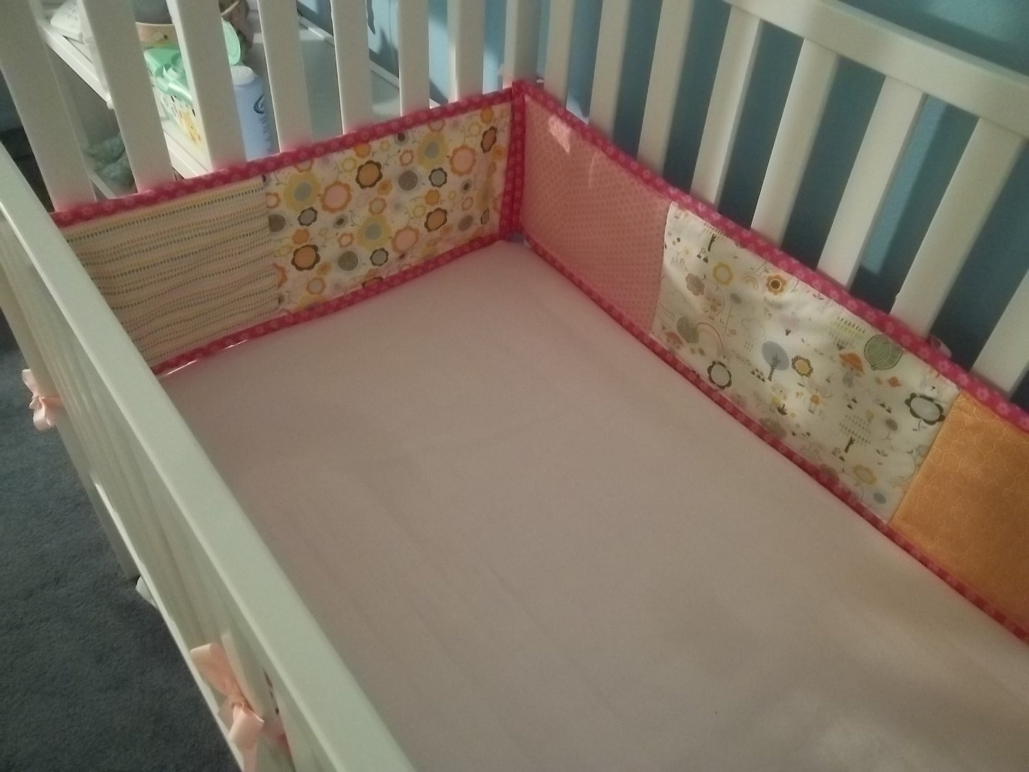Crib Bumpers | What to Use Instead of Crib Bumpers | Portable Crib Bumper