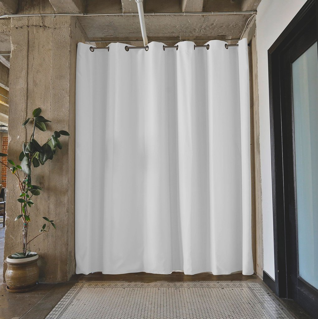 Curtain Room Dividers Ikea | 8 Foot Tension Rod | Tension Rod Room Divider