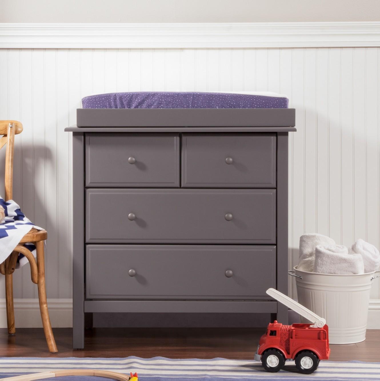 Da Vinci Crib | Davinci Kalani 4 Drawer Dresser Espresso | Davinci Kalani Dresser