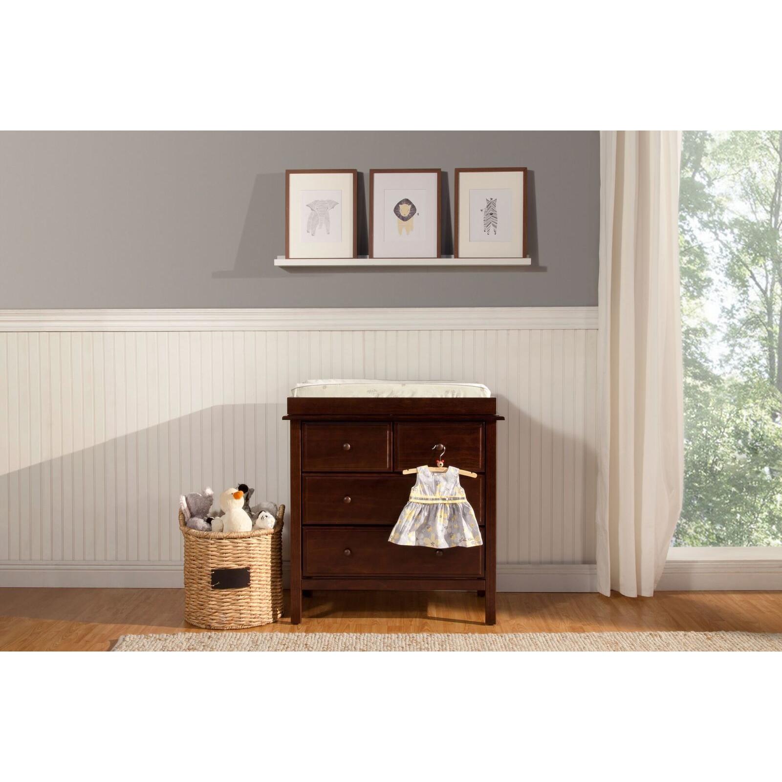 Davinci Kalani Combo Dresser White | Davinci Kalani Dresser | Kalani Changing Table