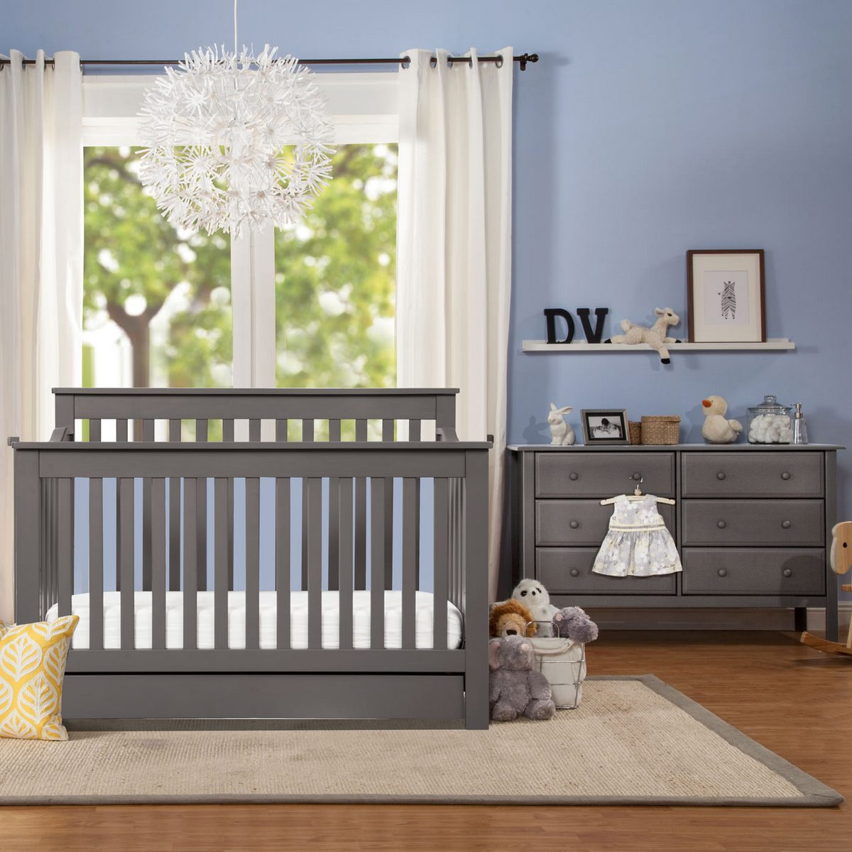 Davinci Kalani Dresser | Davinci Kalani 4 in 1 | Crib and Changing Table Combo Buy Buy Baby