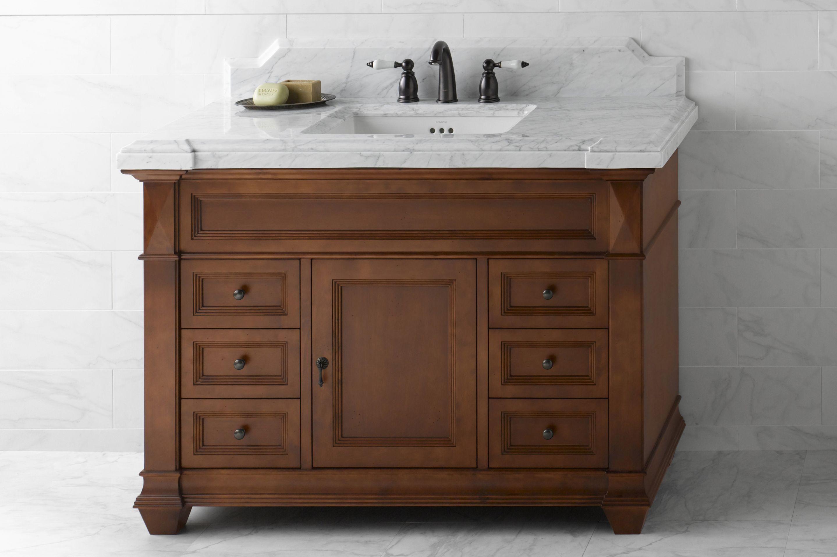 Designer Vanity Sinks | Ronbow Vanity Tops | Porcelain Vanity Sink Tops