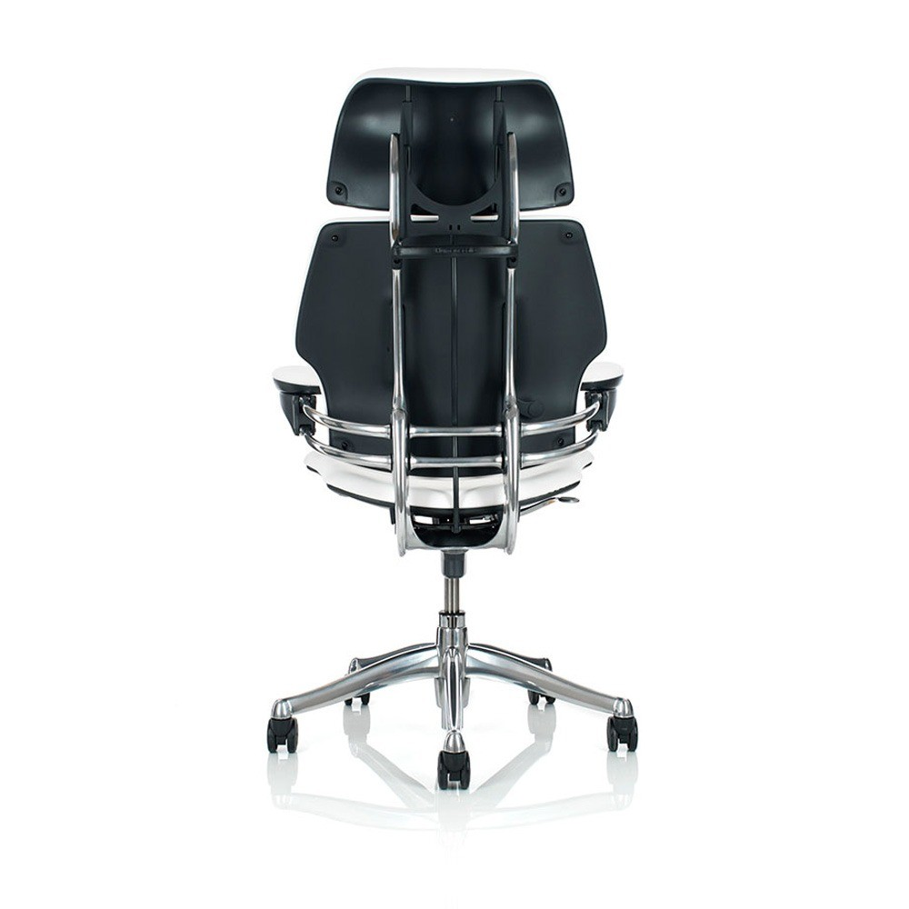 Desk Chair with Headrest | Humanscale Freedom Chair | Office Chair with Head Rest