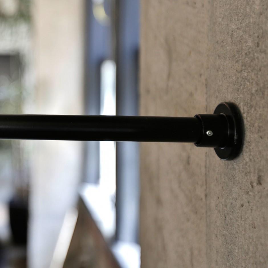 Divider Curtains | Curtain Divider | Tension Rod Room Divider
