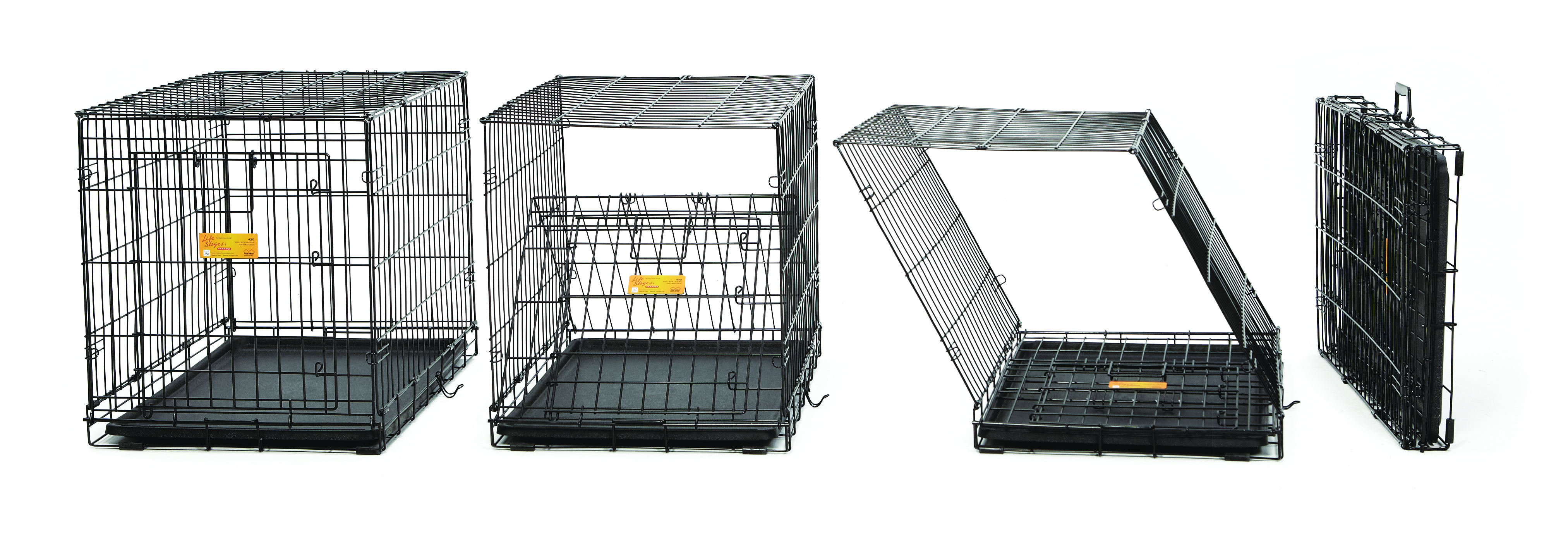 Dog Crate Divider | Midwest Dog Crates | Folding Crates