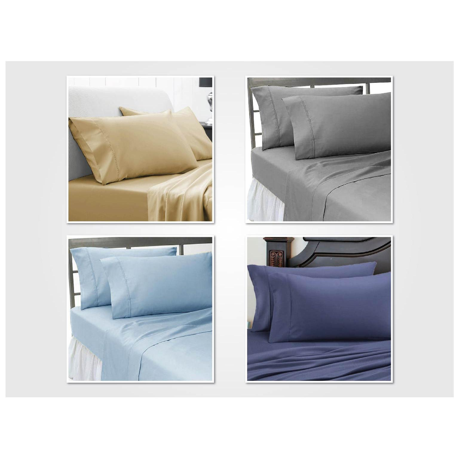 Egyptian Cotton Sheets | Egyptian Cotton Bedding | Bloomingdales Sheets