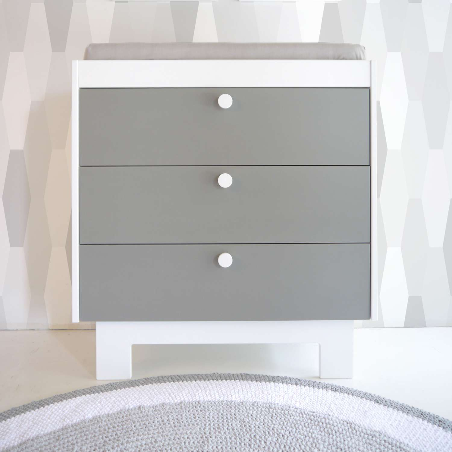 Espresso Dresser Changing Table | Changing Table Dresser | Crib Dresser Changing Table Combo