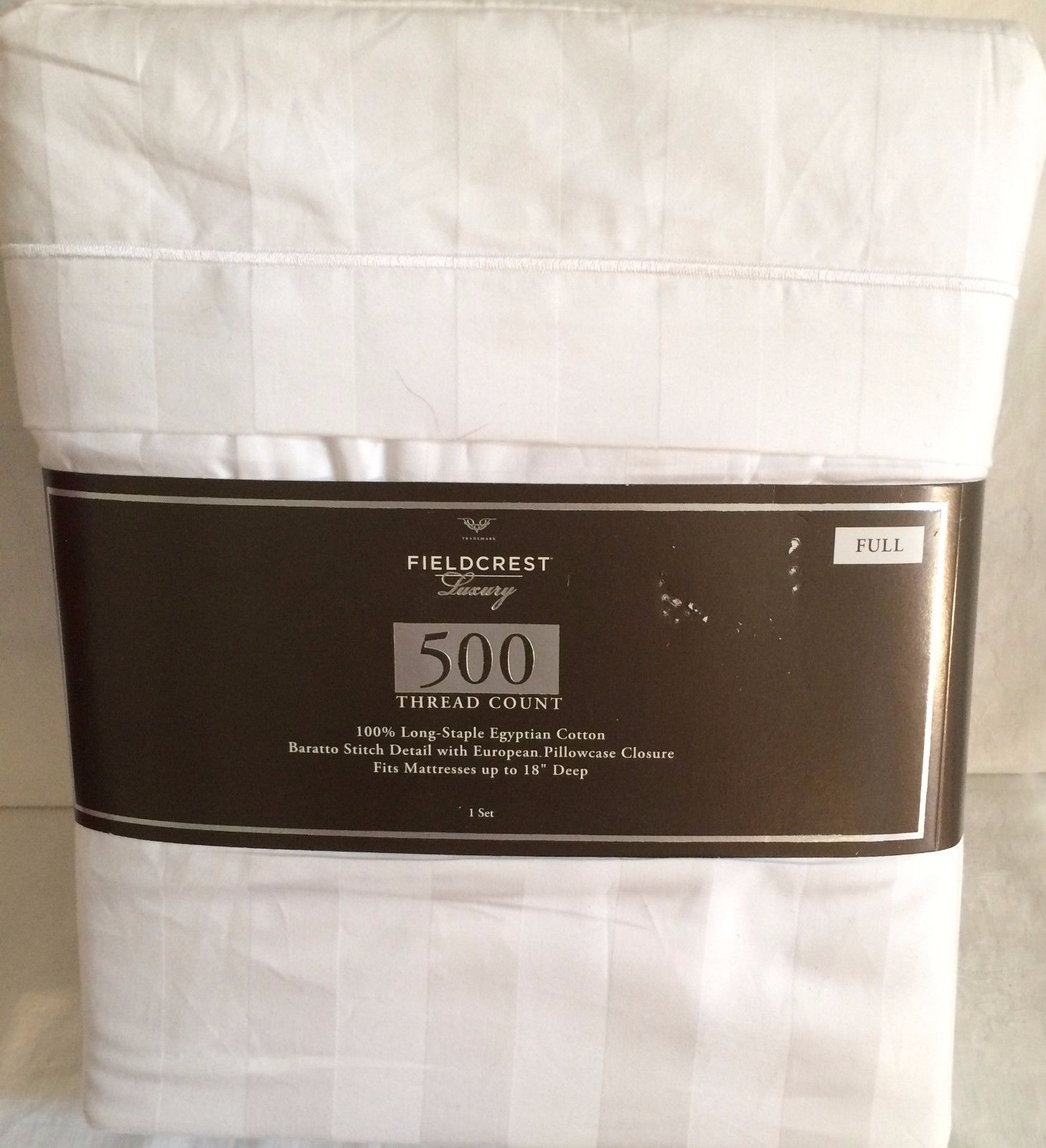 Field Crest Sheets | 300 Count Egyptian Cotton Sheets | Fieldcrest Luxury Sheets
