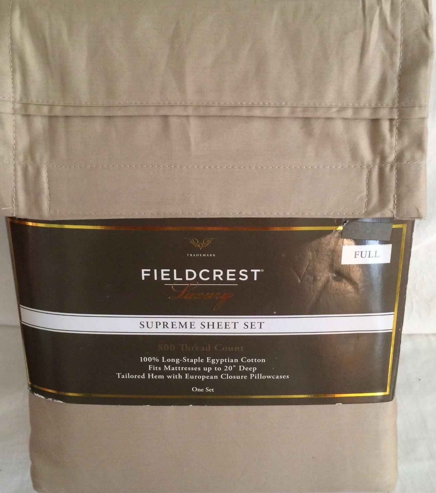 Fieldcrest Luxury Sheets | Fieldcrest Luxury Towels | Wamsutta Bamboo Sheets