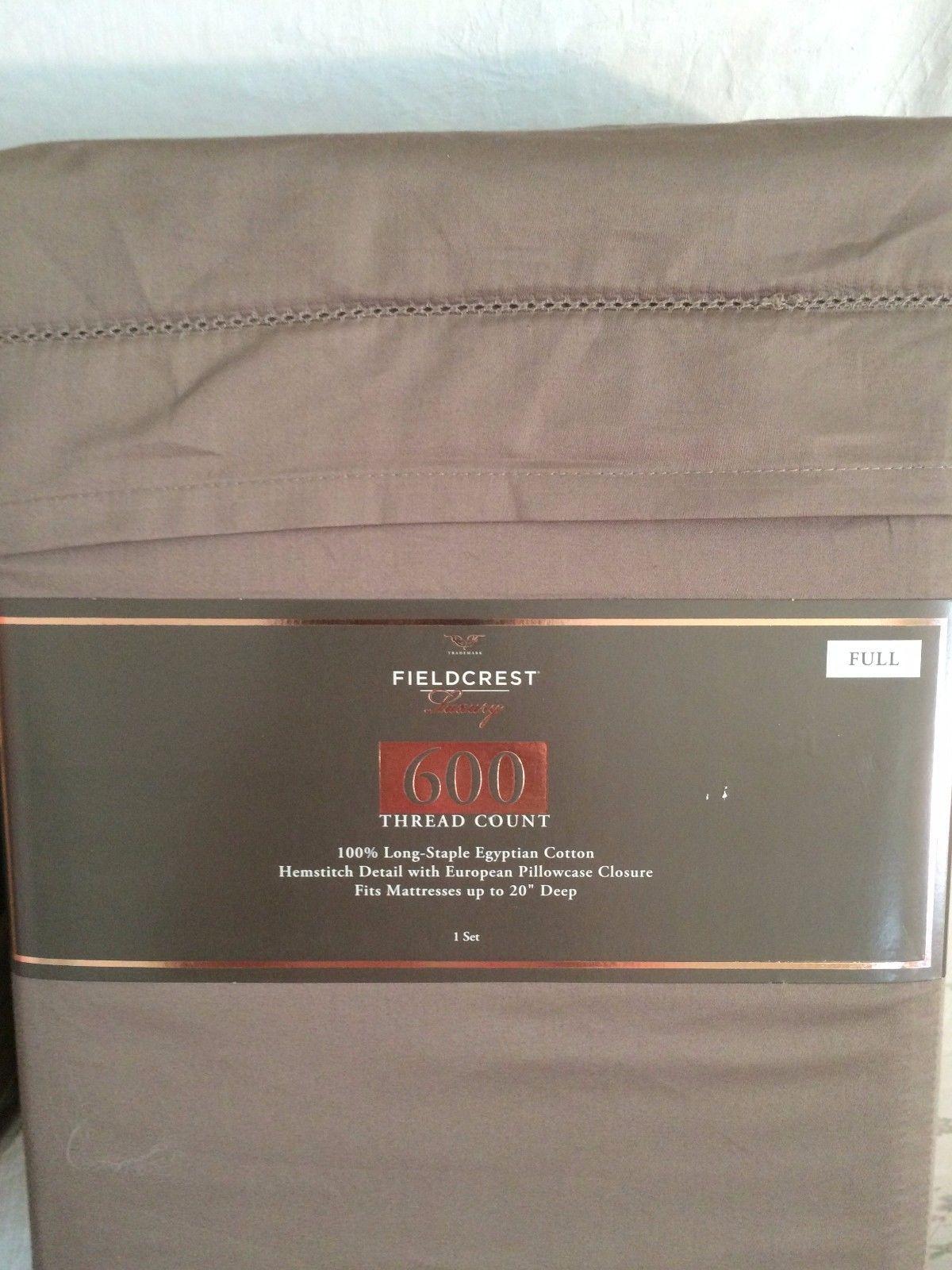 Fieldcrest Luxury Sheets | Fieldcrest Matelasse | Fieldcrest Linens