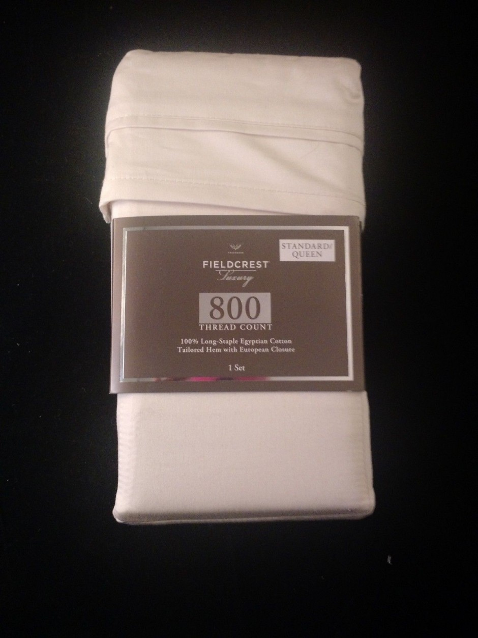 Fieldcrest Luxury Sheets | Target Queen Sheets | Ikea Queen Sheets