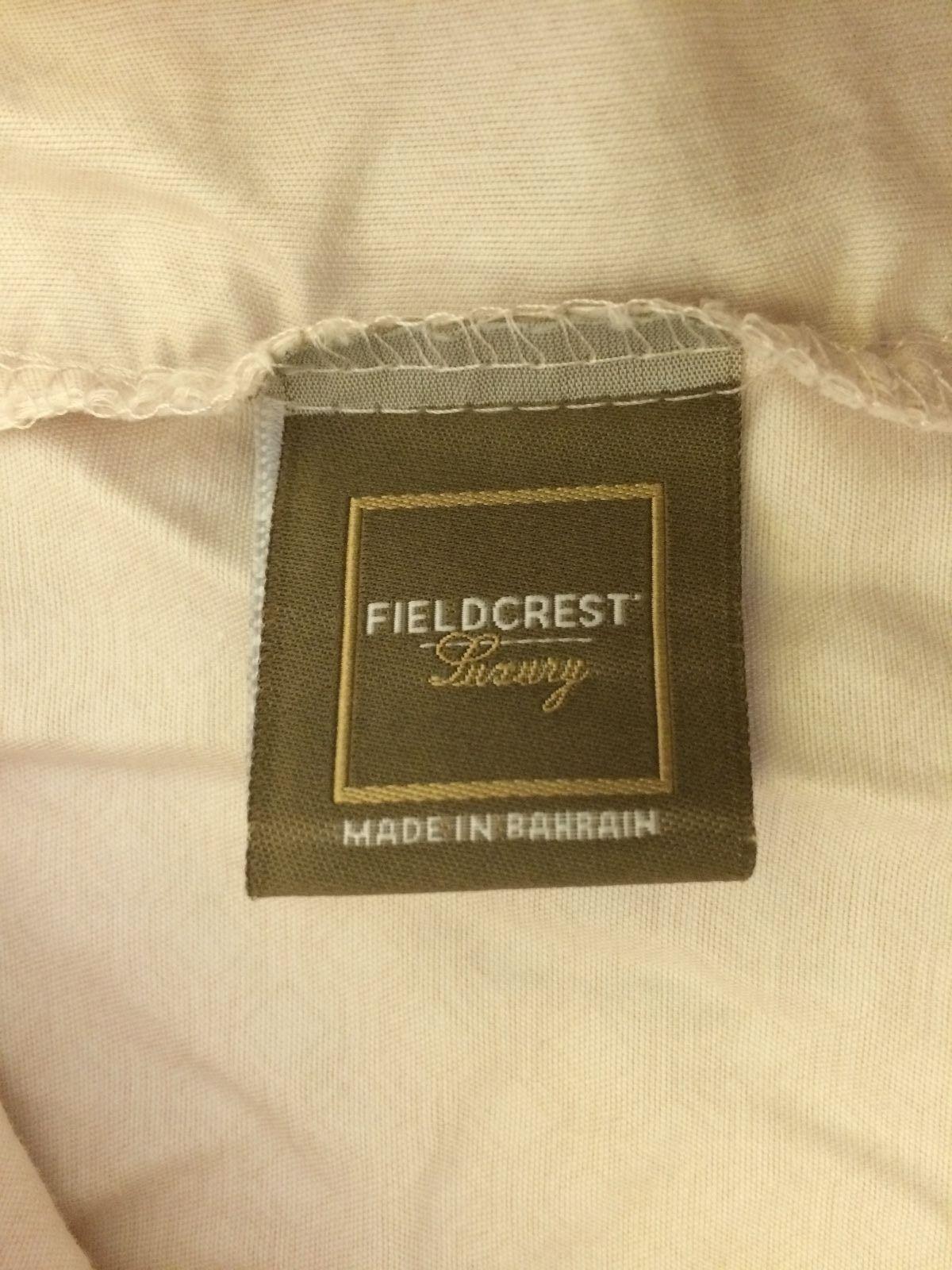 Fieldcrest Quilts | Fieldcrest Luxury Sheets | Fieldcrest Luxury Bath Sheet