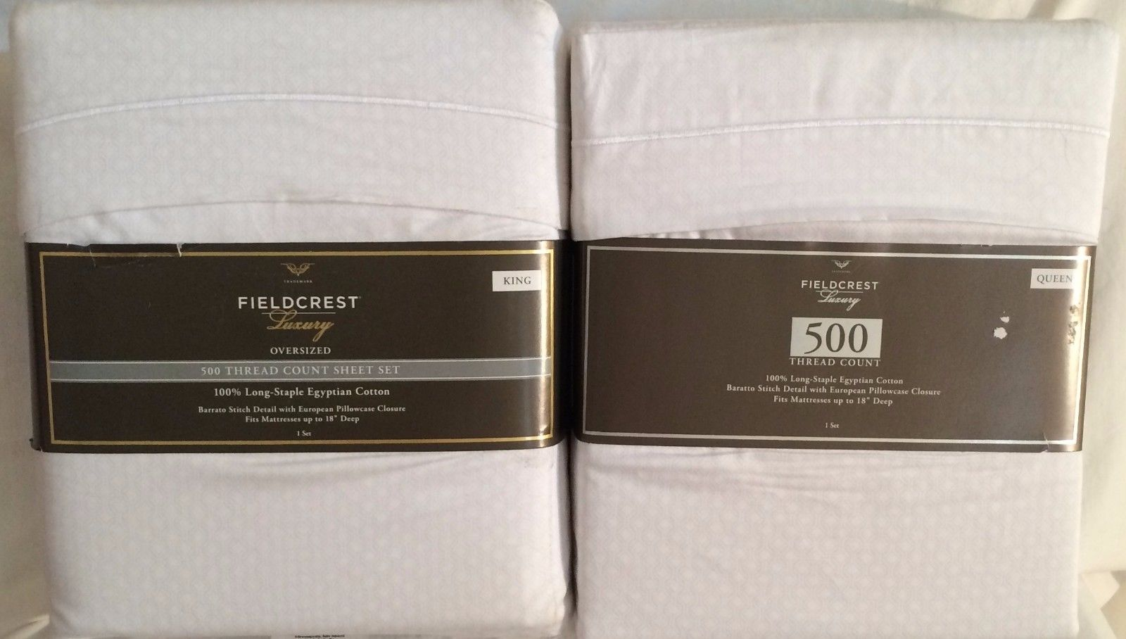 Fieldcrest Rn17730 | Fieldcrest Luxury Sheets | Fieldcrest Luxury Matelasse Blanket