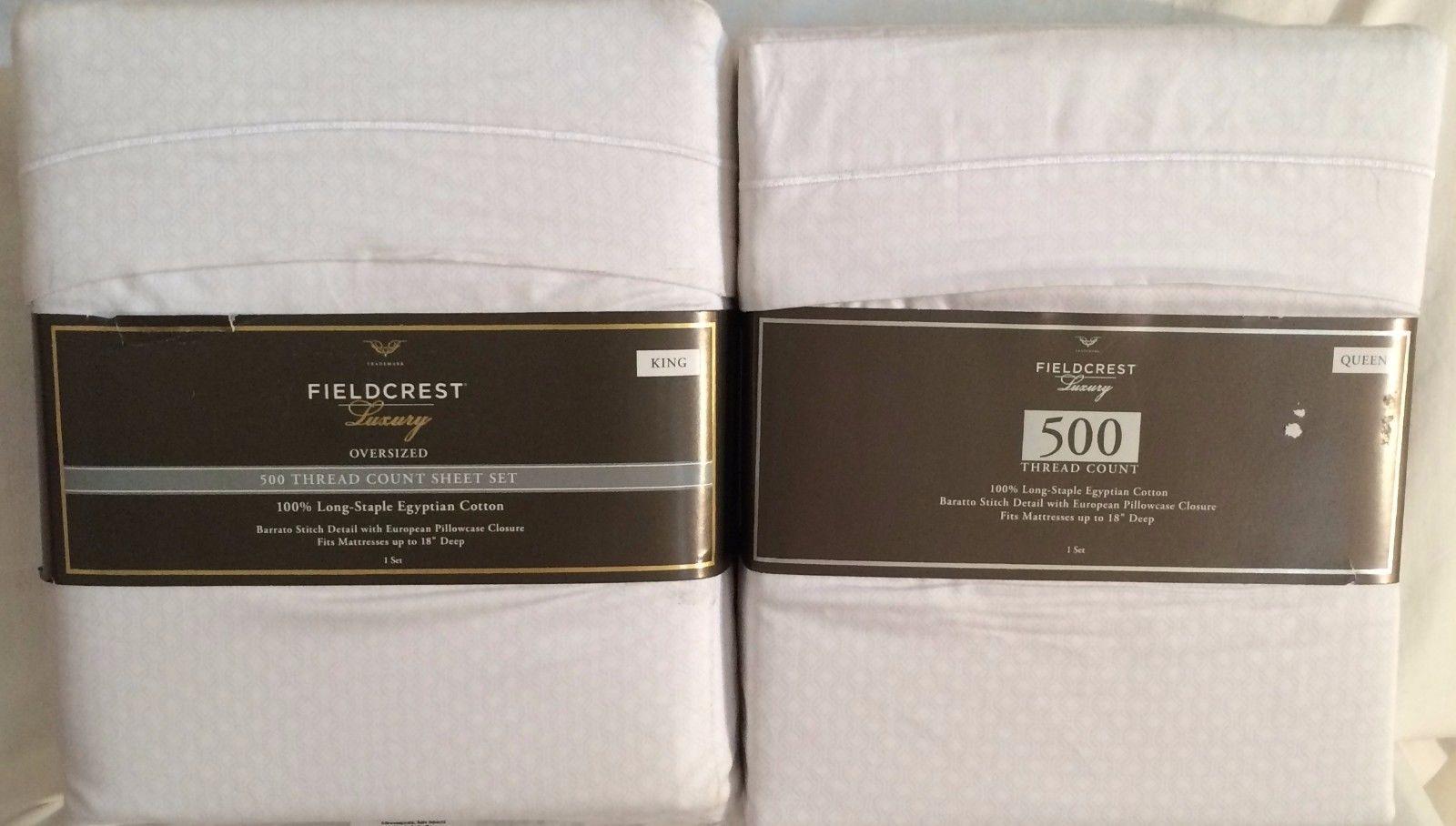 Fieldcrest Rn17730 | Fieldcrest Luxury Sheets | Fieldcrest Luxury Matelasse Blanket