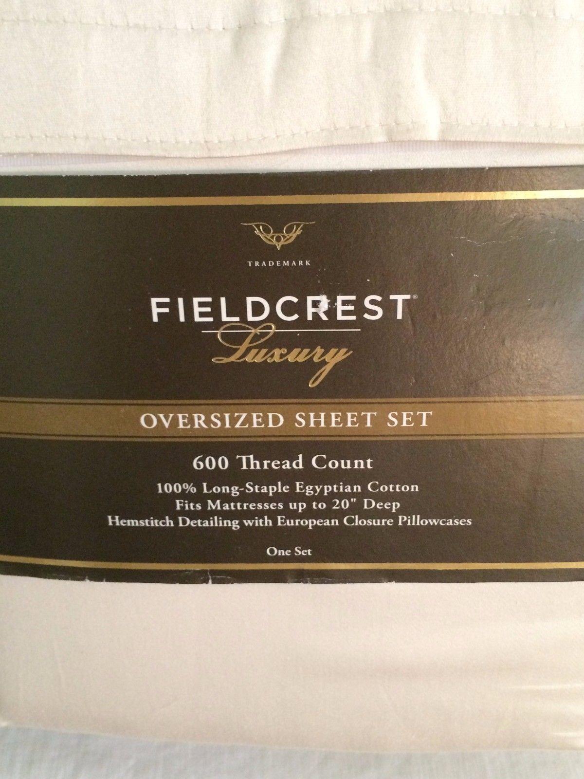Fieldcrest Sheets | Fieldcrest Luxury Sheets | Target Sheets 1000 Thread Count