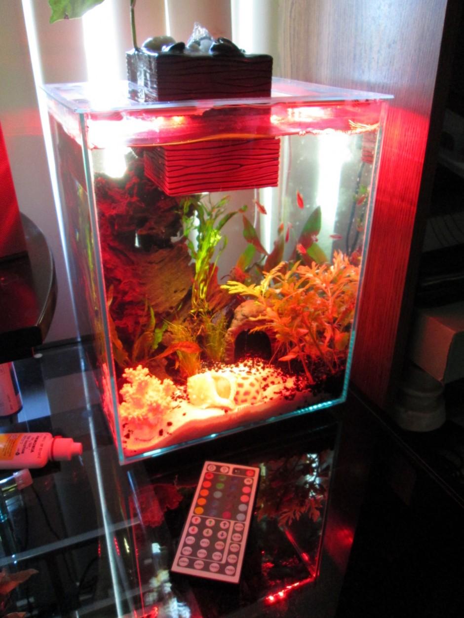 Fluval Chi Filter Replacement | Fluval Chi | Fluval Chi Aquarium Cover