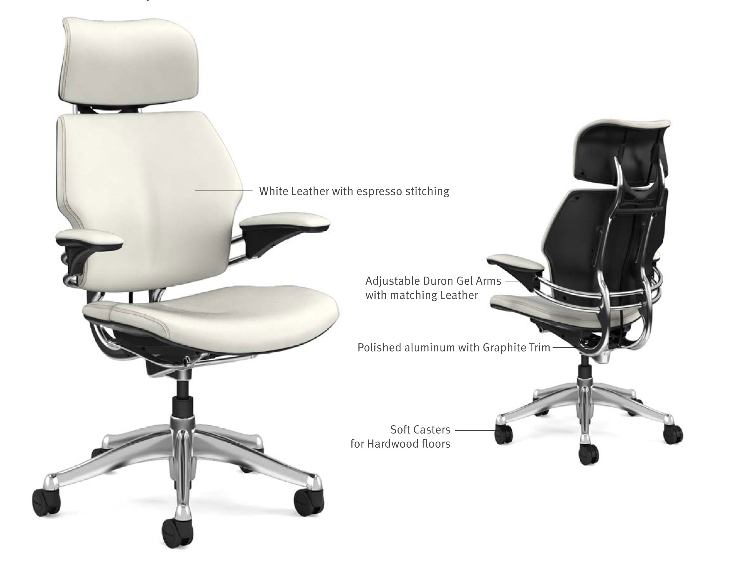 Freedom Task Chair | Humanscale Freedom Task | Humanscale Freedom Chair
