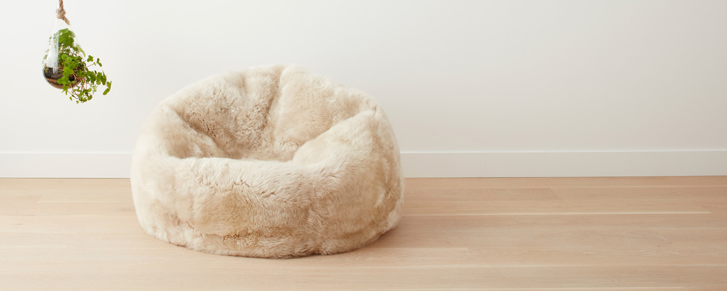Giant Beanbag Chair | Sheepskin Beanbag | Bean Bag Chair Cheap