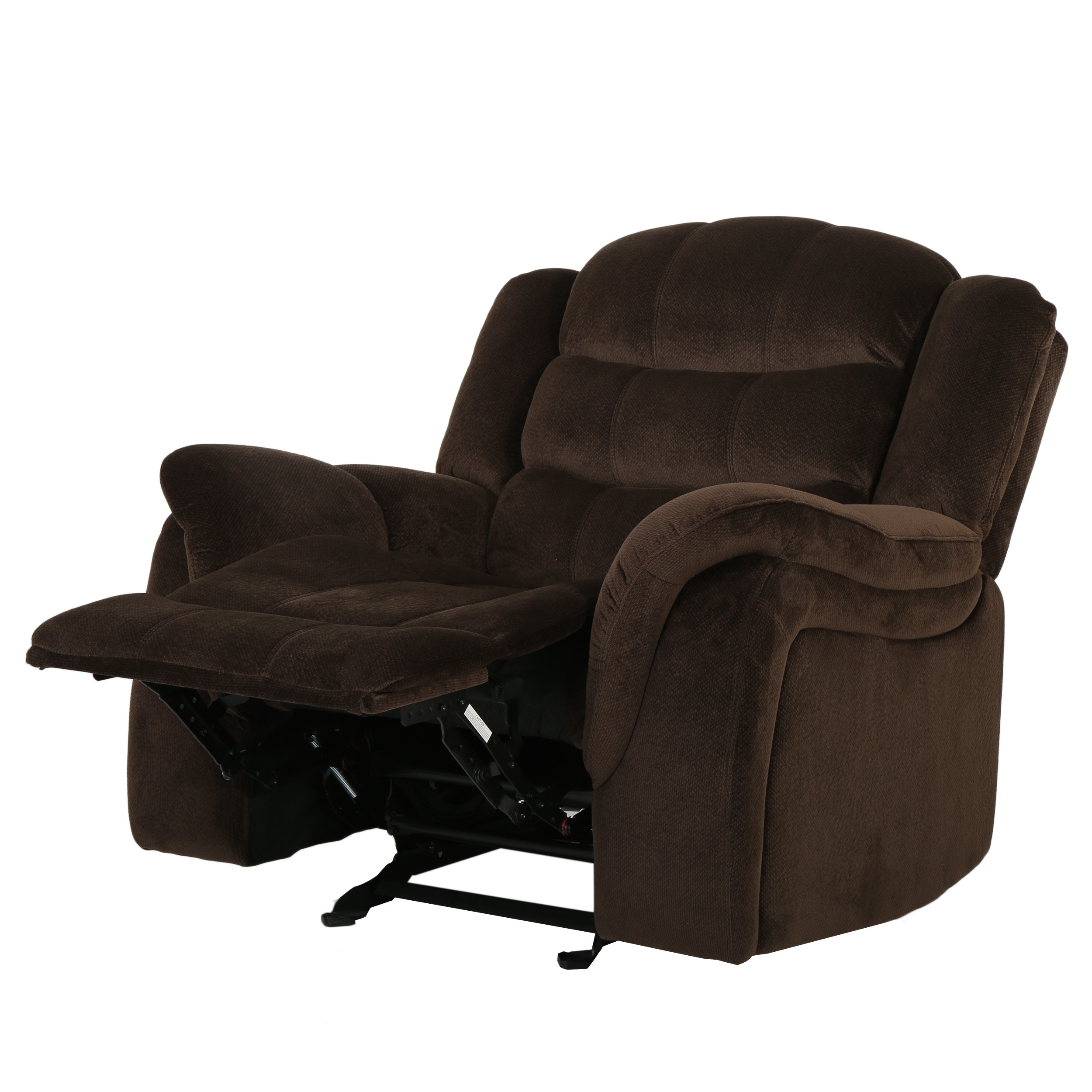 Furniture & Rug Glider Recliner
