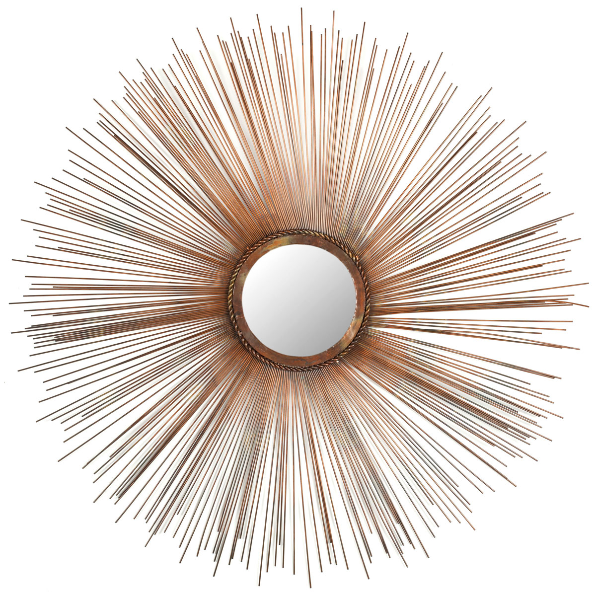 Gold Sun Mirror | Martha Stewart Curtains and Drapes | Martha Stewart Sunburst Mirror
