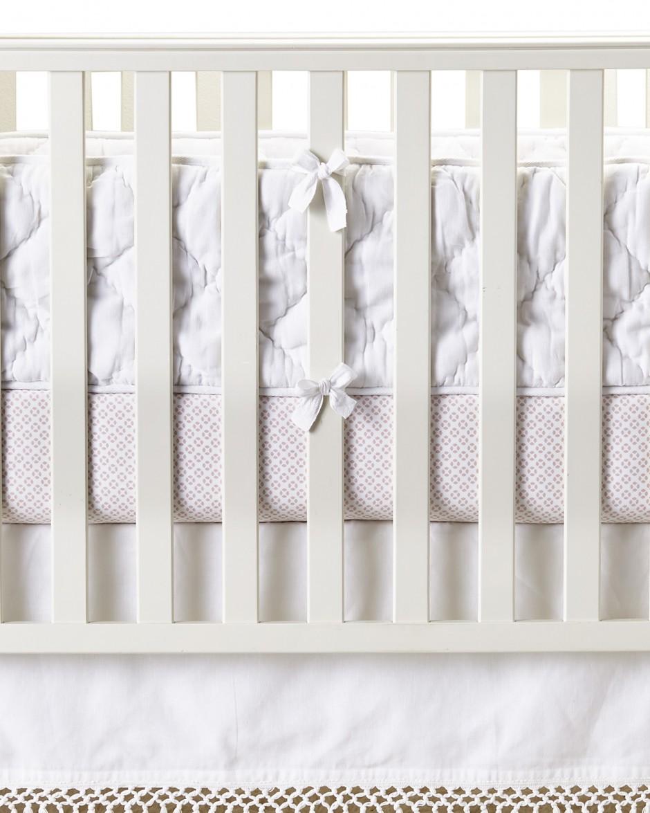 How To Make A Crib Bumper   Target Baby Crib   Crib Bumpers