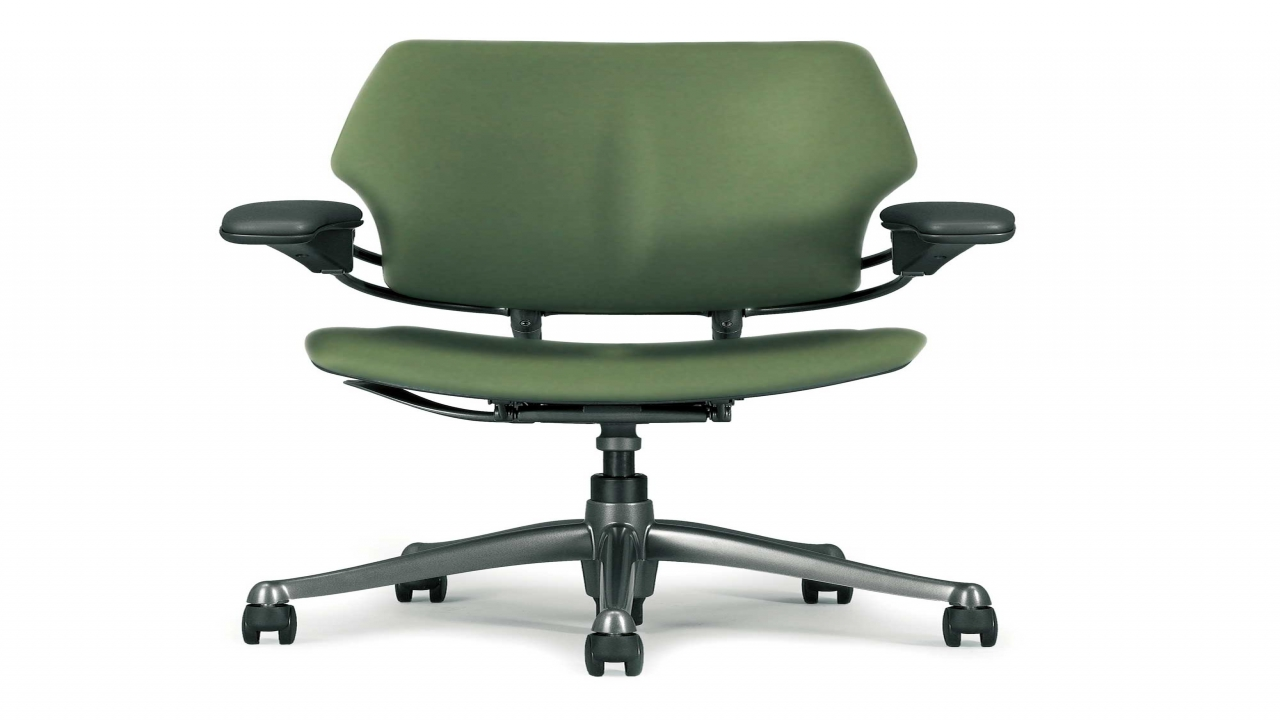 Humanscale Freedom Chair | Add on Headrest for Office Chair | Humanscale Chair