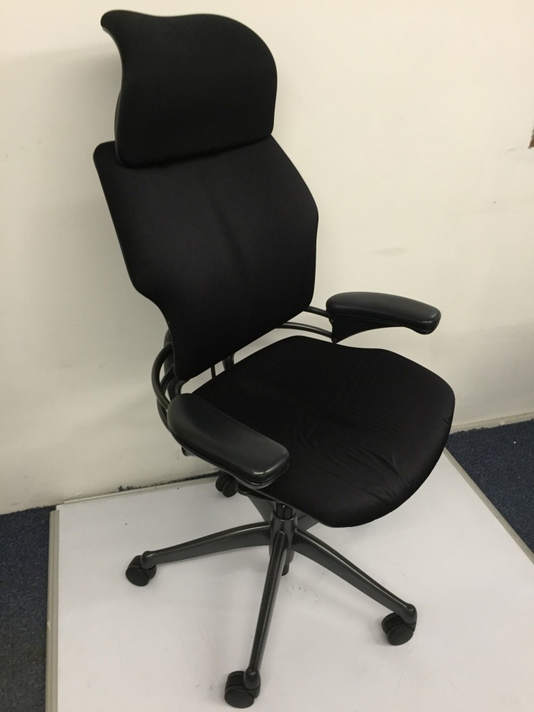 Humanscale Freedom Chair | Office Chair Headrest Attachment | Chair Headrest