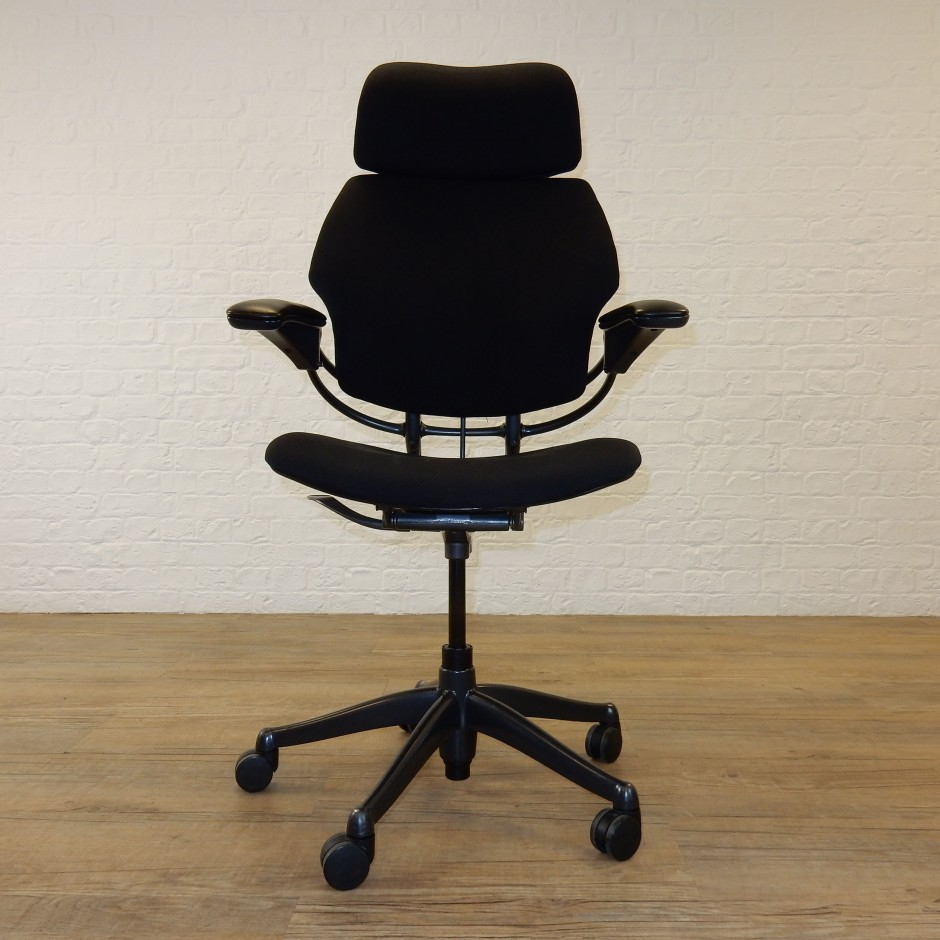 Humanscale Freedom Chair | Office Chair Headrest | Humanscale Freedom Chair Review